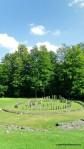 Templul mare circular  - Sarmisegetusa Regia,  Orastioara de sus, Muntii Sureanu, Hunedoara, Romania - Fotografii relizate de Henry Cosmin Florentin Stefanescu (13)