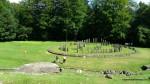 Templul mare circular  - Sarmisegetusa Regia,  Orastioara de sus, Muntii Sureanu, Hunedoara, Romania - Fotografii relizate de Henry Cosmin Florentin Stefanescu (15)