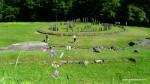 Templul mare circular  - Sarmisegetusa Regia,  Orastioara de sus, Muntii Sureanu, Hunedoara, Romania - Fotografii relizate de Henry Cosmin Florentin Stefanescu (16)