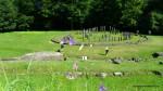 Templul mare circular  - Sarmisegetusa Regia,  Orastioara de sus, Muntii Sureanu, Hunedoara, Romania - Fotografii relizate de Henry Cosmin Florentin Stefanescu (17)