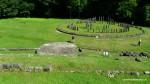 Templul mare circular  - Sarmisegetusa Regia,  Orastioara de sus, Muntii Sureanu, Hunedoara, Romania - Fotografii relizate de Henry Cosmin Florentin Stefanescu (18)