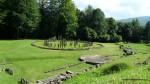 Templul mare circular  - Sarmisegetusa Regia,  Orastioara de sus, Muntii Sureanu, Hunedoara, Romania - Fotografii relizate de Henry Cosmin Florentin Stefanescu (19)